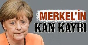 Merkel, Tarihinin En Ağır Yenilgisine Uğradı