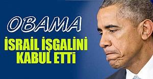 "Obama ""işgali"" kabul etti"