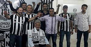 Ordulu 95'lik Dedenin Beşiktaş Aşkı