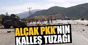 PKK'lı Teröristlerden Sinsi Tuzak!