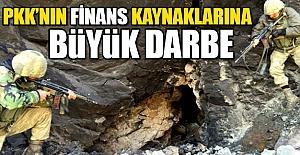 PKK'nın Para Kaynaklarına Çok Büyük Darbe!