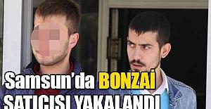 Samsun'da Bonzai Satan Bir Kişi Yakalandı