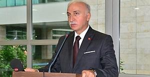 Samsun Valisi Şahin; Adli Yıl Açılış törenine katıldı