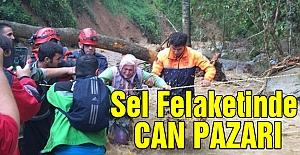 Sel Felaketi'nde Can Pazarı
