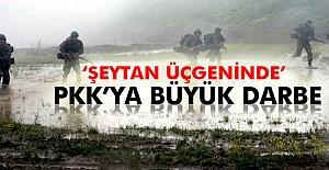 Şeytan Üçgeninde PKK'ya Darbe