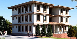 Tekkeköy'de bayanlara özel tesis