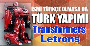 Türk Yapımı Bu Robot Görenleri Şaşırttı