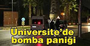 Üniversite'de Bomba Paniği