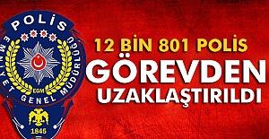 131 polis Görevden Uzaklaştırıldı
