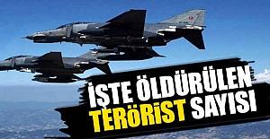331 PKK'ı Öldürüldü