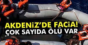 Akdeniz'de Facia; Çok Sayıda Ölü Var