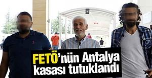 FETÖ'nün Antalya Kasası Tutuklandı