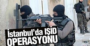 İstanbul'da Terör Örgütüne Operasyon