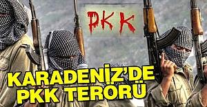 Karadeniz'de  PKK Terörü ve Tarihi Süreç