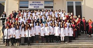 Samsun'da 'Beyaz Önlük Takdim Töreni'