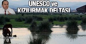 UNESCO ve KIZILIRMAK DELTASI