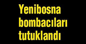 Yenibosna bombacıları tutuklandı