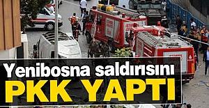 Yenibosna Saldırısını PKK Yaptı
