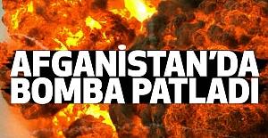 Afganistan'da Bomba Dehşeti