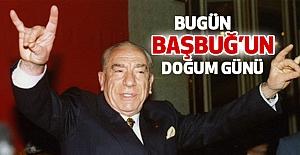 Alparslan Türkeş'in Bugün Doğum Günü