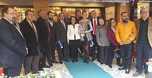 Başkan Yılmaz; ASİYAD Samsunluların Ankara'daki evidir