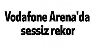 Beşiktaş - Benfica maçında sessiz tezahürat
