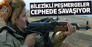Bilezikli Peşmergeler cephede
