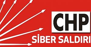 CHP'ye Siber Saldırı!