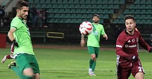 Darıca Gençlerbirliği: 0 - Beşiktaş: 0