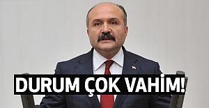 Erhan Usta; Durum Çok Vahim!