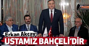 Erkan Akçay: Darbe girişiminde MHP kritik rol aldı