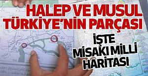 Halep ve Musul Türkiyenin Parçası: İşte O Belge!