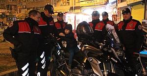 Hatay'da 100 Polisle Huzur Operasyonu