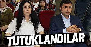 HDP'li O İsimler Tutuklandı