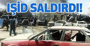 ISİD Bombalı Araçla Saldırdı