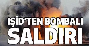 IŞİD Bombalı İntihar Saldırısı Düzeledi