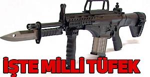 İşte Milli Silahımız...