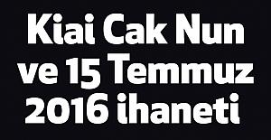 Kiai Cak Nun ve 15 Temmuz 2016 ihaneti