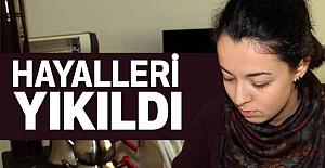 KPSS'de Sınav Yeri Konya Çıkınca Hayalleri Yıkıldı