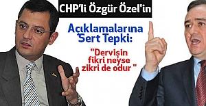 MHP'li Akçay'dan CHP'li Özel'e Tepki