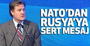 """NATO'dan """"Rusya'ya Ayağını Denk Al"""" Mesajı"""