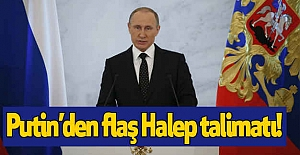 """Putin'den """"İnsani Mola"""" Talimatı"""
