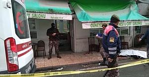Rize'de kahvehane tarandı: 3 ölü...
