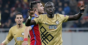 Steaua Bükreş: 0 - Osmanlıspor: 1