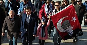 Trabzonspor Ata'nın huzurunda