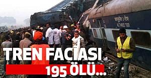 Tren Faciası 95 Ölü, 150 yaralı
