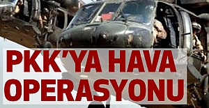 Tunceli'de büyük operasyon
