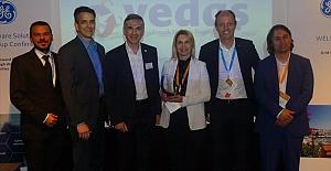 YEDAŞ'A En İyi Kullanıcı Ödülü