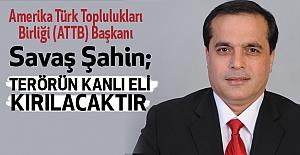 ABD'deki Türklerden Kayseri Saldırısına tapki geldi