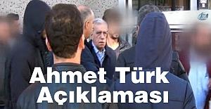 Ahmet Türk Hakkında Bakanlıktan Açıklama!